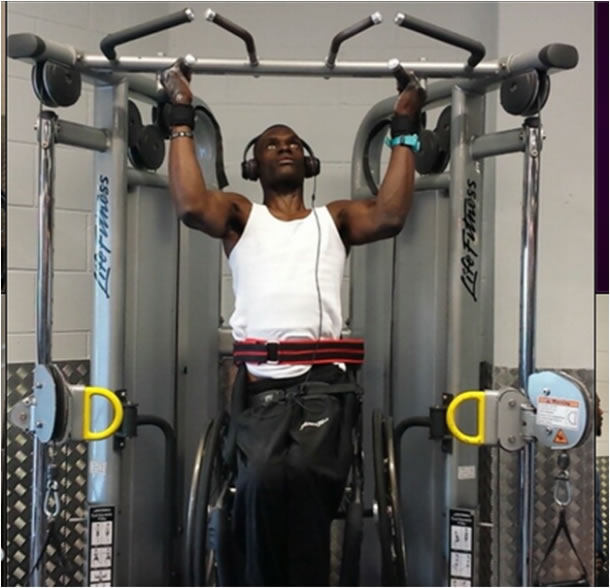 Home Exercise Equipment For Disabled: Instructability Helps Get Disabled People Into The Fitness