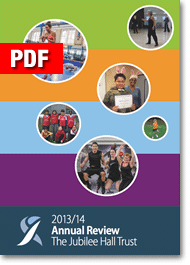 Annual Review 2013-14